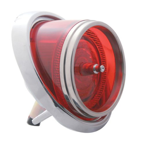 1965 CHEVY IMPALA LED TAIL LIGHT ASSEMBLY - RIGHT SIDE