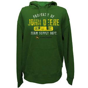 John Deere genser 6år